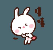 小兔乖乖 messages sticker-7