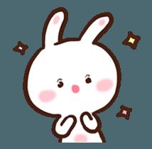小兔乖乖 messages sticker-2