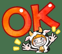 貝拉牛年 messages sticker-5