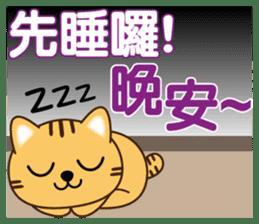 叮噹貓咪 messages sticker-6