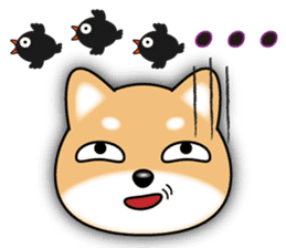 Q柴犬 messages sticker-1