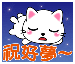 Q寶貝貓 messages sticker-8