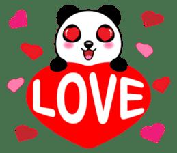 Q萌熊貓 messages sticker-6