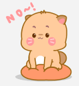 小喵阿大表情 messages sticker-5