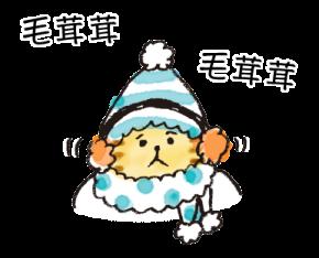貓貓生活 messages sticker-11