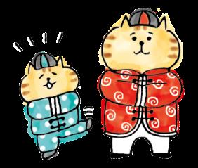 貓貓生活 messages sticker-10
