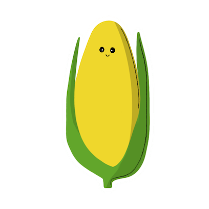 Happy Vegetables Stickers messages sticker-6