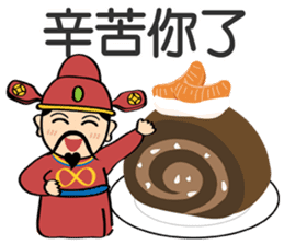 招財萌團 messages sticker-10