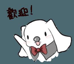 魔兔寶寶 messages sticker-11