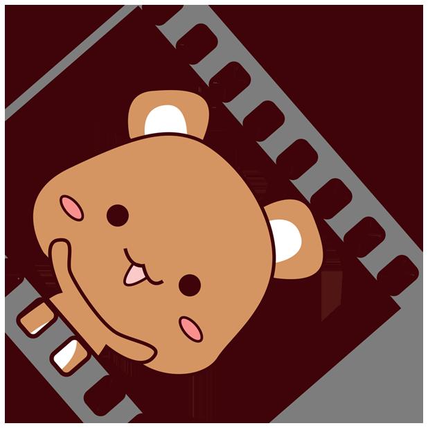 爱宠足迹1 - 小熊 messages sticker-7