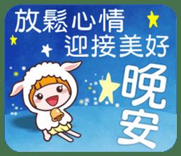 加油鴨 messages sticker-5