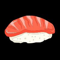 Food Expression Cartoon messages sticker-0