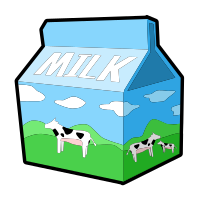 Food Expression Cartoon messages sticker-10