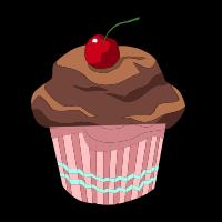 Food Expression Cartoon messages sticker-2