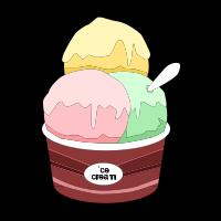 Food Expression Cartoon messages sticker-6