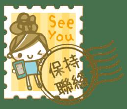 敬意的奇科 messages sticker-11