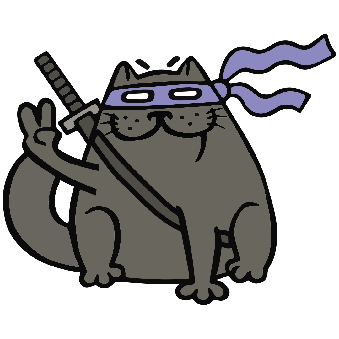 Mr. Meowgy Stickers messages sticker-5