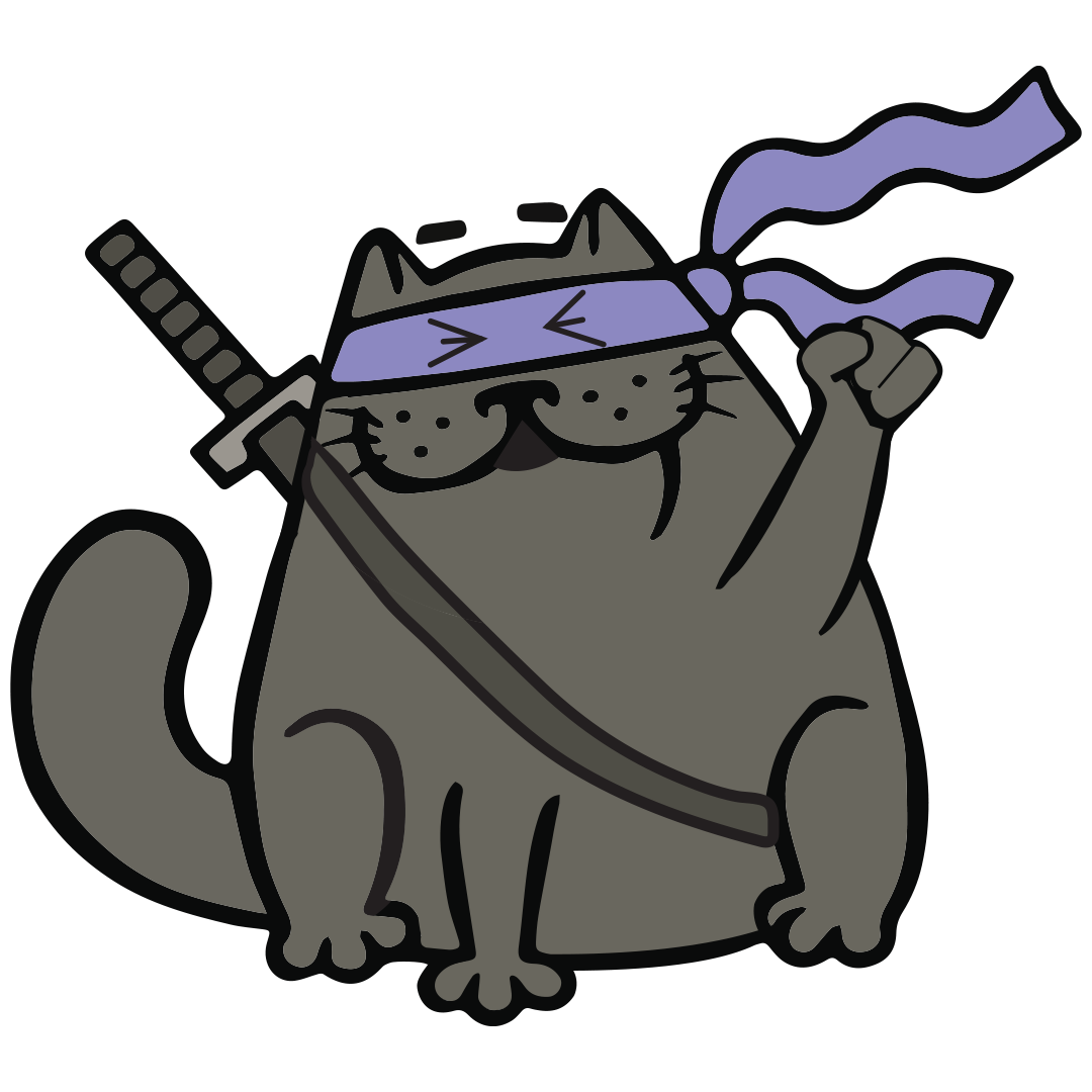 Mr. Meowgy Stickers messages sticker-7