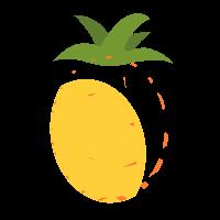 超市日常水果贴纸 messages sticker-0