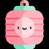 Pink cherry blossoms messages sticker-0