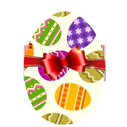 Easter Eggz Sticker Pack messages sticker-11