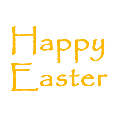 Easter Eggz Sticker Pack messages sticker-0