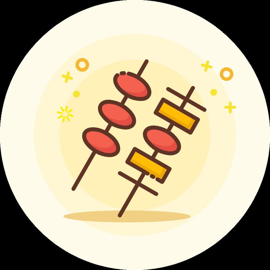 BarbecueSnacks Sticker messages sticker-1