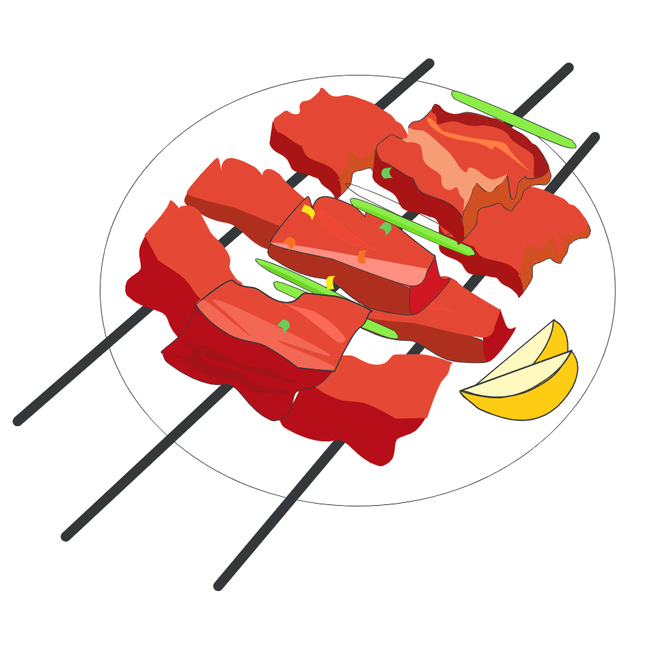BarbecueSnacks Sticker messages sticker-6