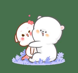 彼特龙兔 messages sticker-5