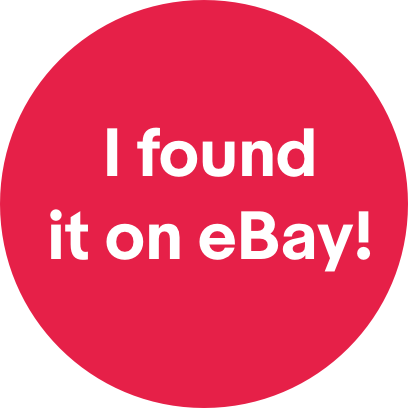 Shop top brands at eBay messages sticker-2