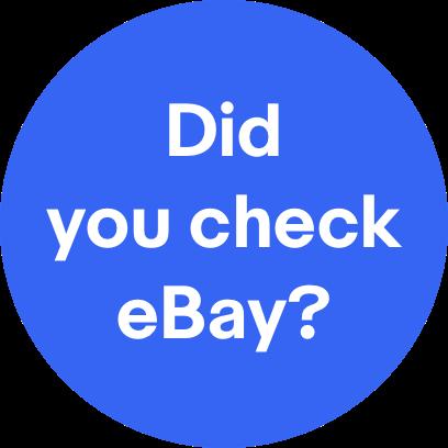 Shop top brands at eBay messages sticker-3