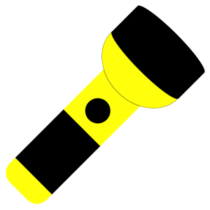 Flashlight. messages sticker-0
