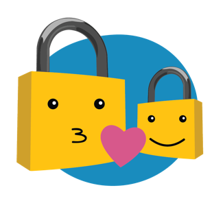 Keeper - Password Manager & Secure File Storage messages sticker-11