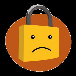 Keeper Password Manager messages sticker-5