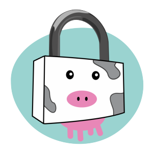 Keeper Password Manager messages sticker-3