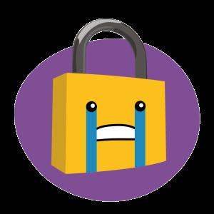 Keeper Password Manager messages sticker-11