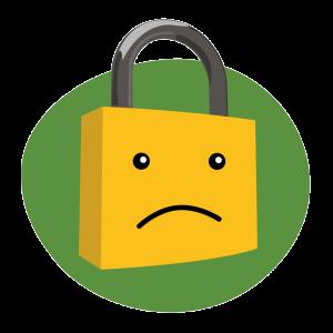 Keeper Password Manager messages sticker-8