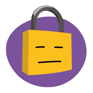 Keeper Password Manager messages sticker-9