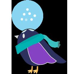 AccuWeather: Weather Widget messages sticker-8