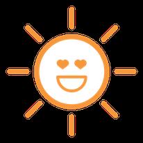 AccuWeather: Weather Widget messages sticker-2