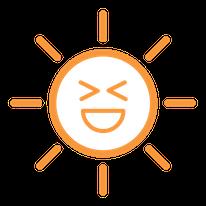 AccuWeather: Weather Widget messages sticker-0