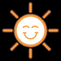 AccuWeather: Weather Widget messages sticker-1
