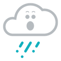 AccuWeather: Weather Radar messages sticker-5