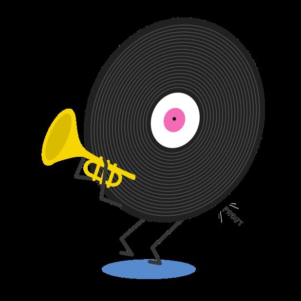 Fip – radio & music streams messages sticker-2