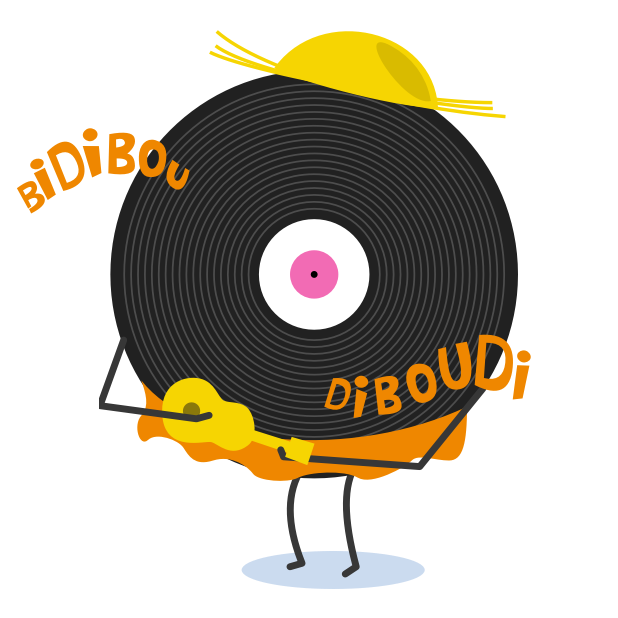 Fip – radio & music streams messages sticker-5