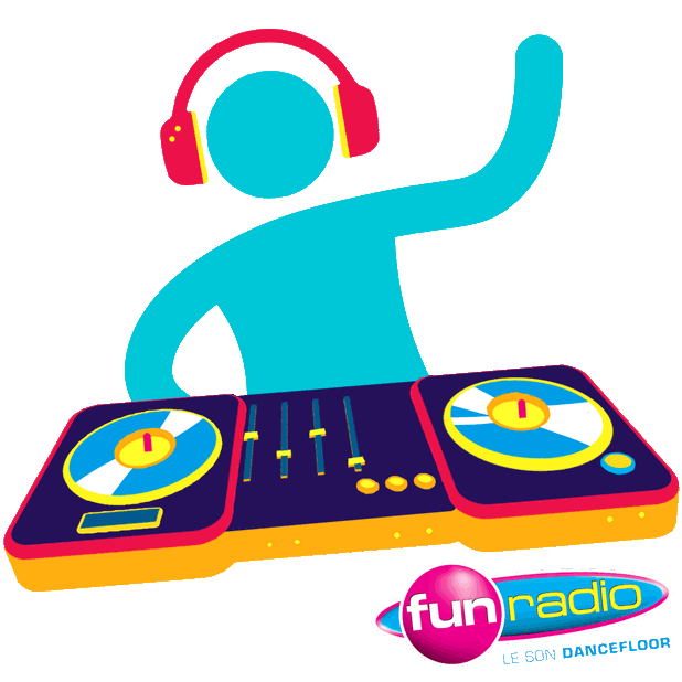 Fun Radio - Le Son Dancefloor messages sticker-6