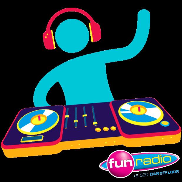 Fun Radio - Le Son Dancefloor messages sticker-6