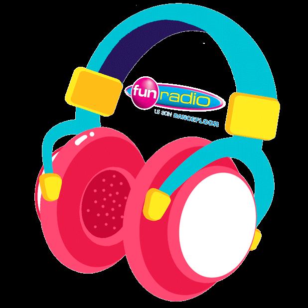Fun Radio - Le Son Dancefloor messages sticker-1