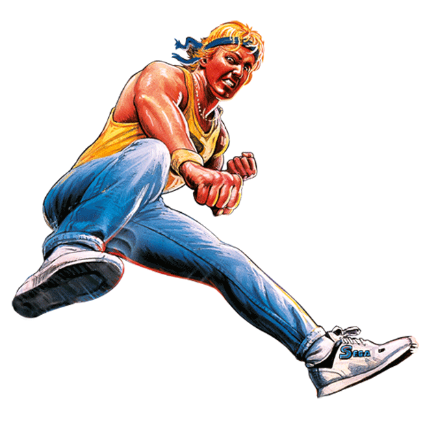 Streets of Rage Classic messages sticker-5