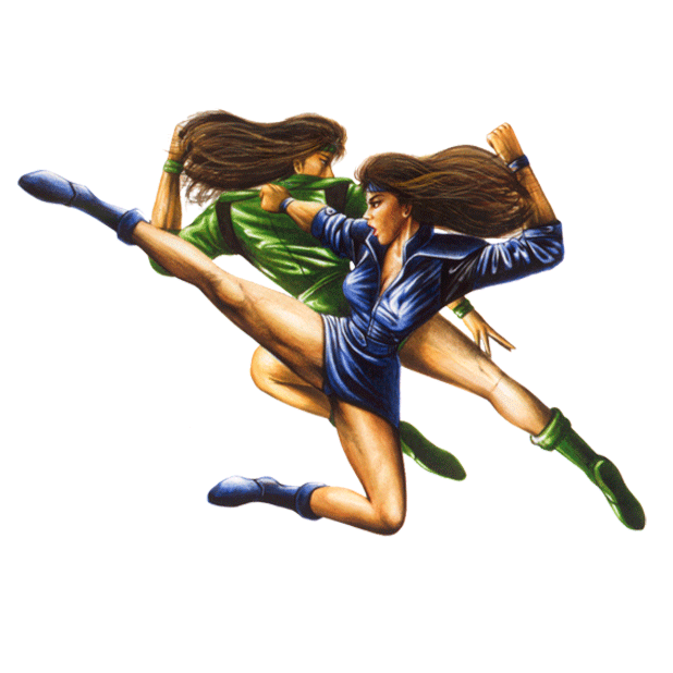 Streets of Rage Classic messages sticker-8